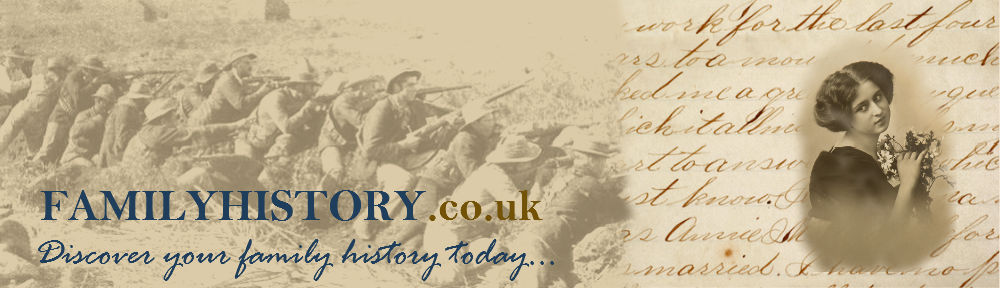 FamilyHistory.co.uk